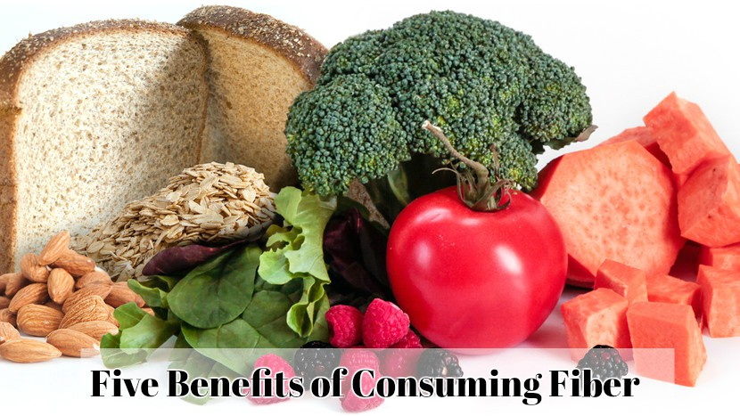 Five Benefits of Consuming Fiber