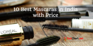 Top 10 Best Mascaras In India To Make Your Eyelashes Look Bigger And Beautiful
