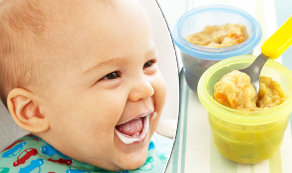 Complementary Feeding And How To Make Baby Food?