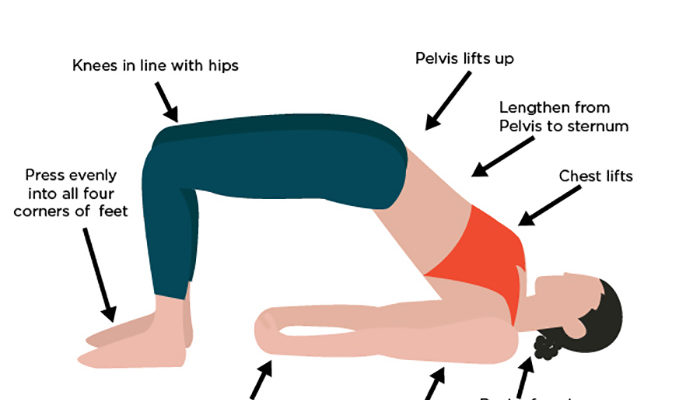 Five Effective Yoga Poses to Increase Your Stamina